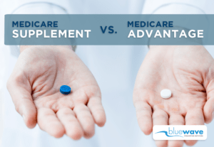 Supplement vs Advantage