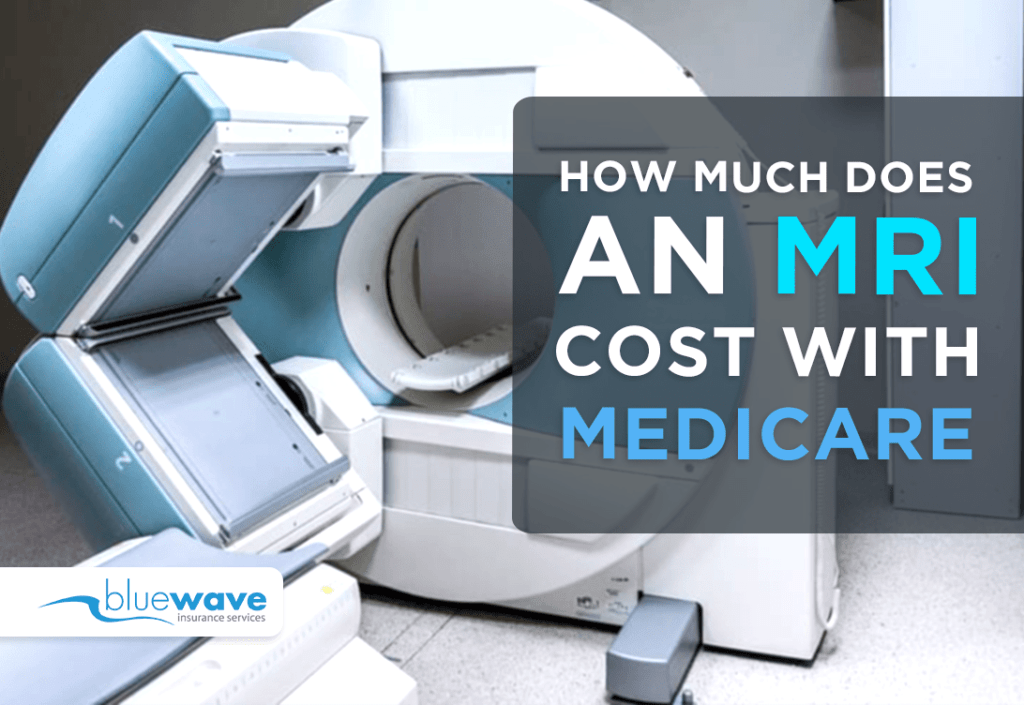 how much does an MRI cost with medicare