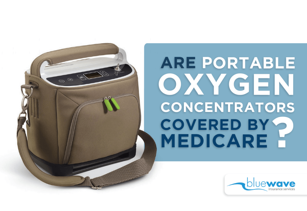 Portable Oxygen Concentrators Covered by Medicare?