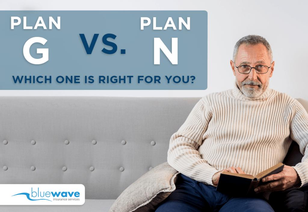 Medicare Plan G vs Plan N